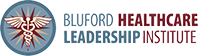 The Bluford Healthcare Leadership Institute (BHLI) Logo